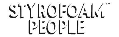 Styrofoam People