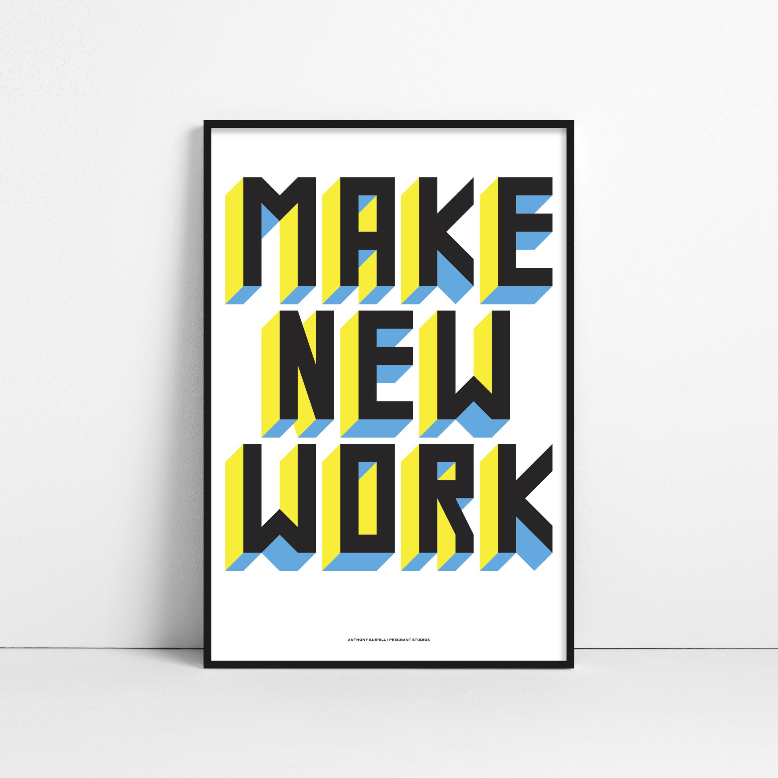 Ewoudt Boonstra Make New Work