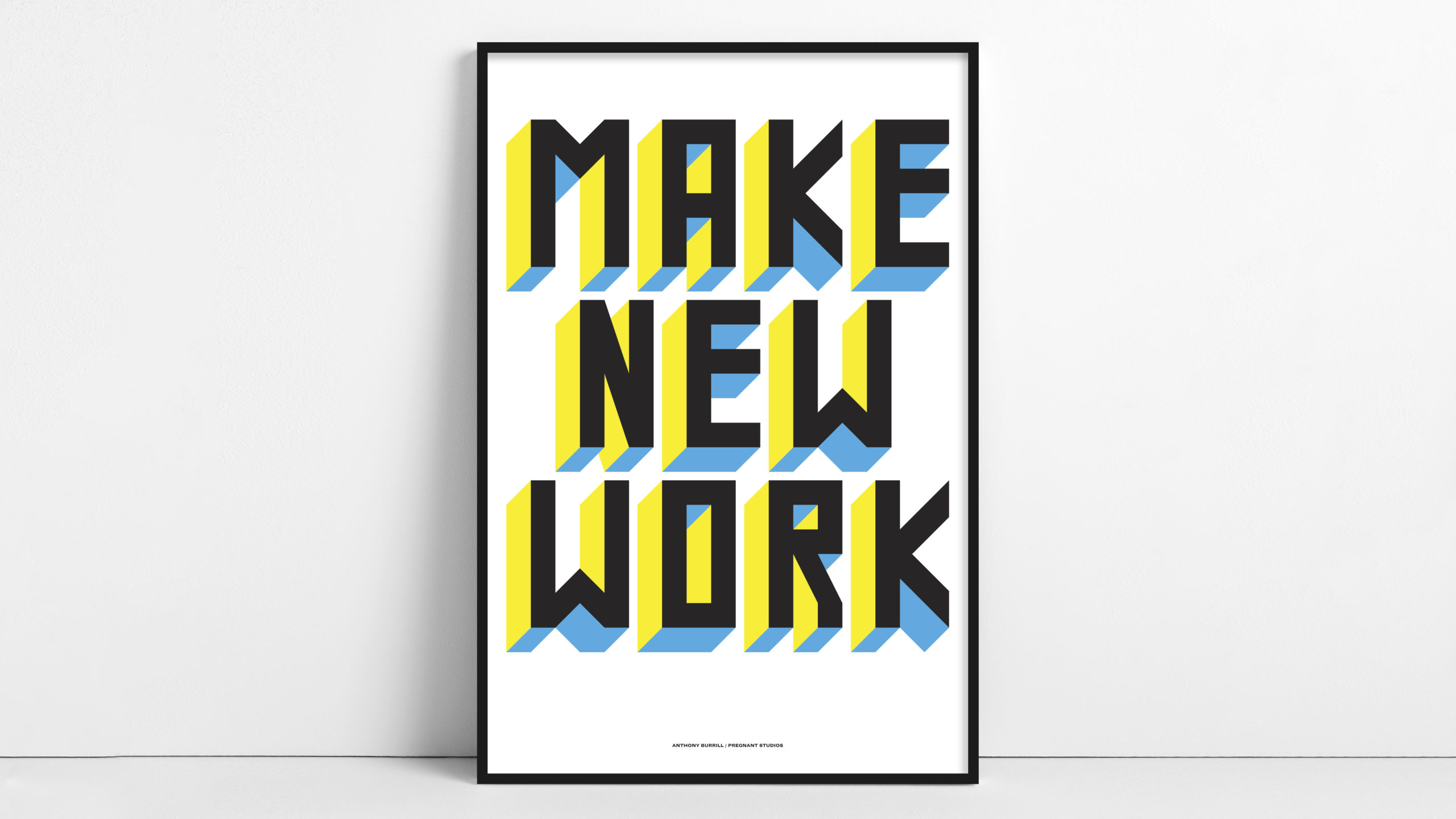 Make New Work
